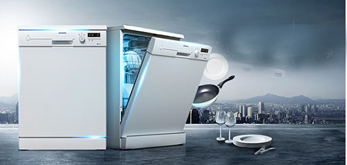 【西门子23E232】西门子(SIEMENS)13套-原装进口-新平台除菌独立式家用洗碗机-SN23