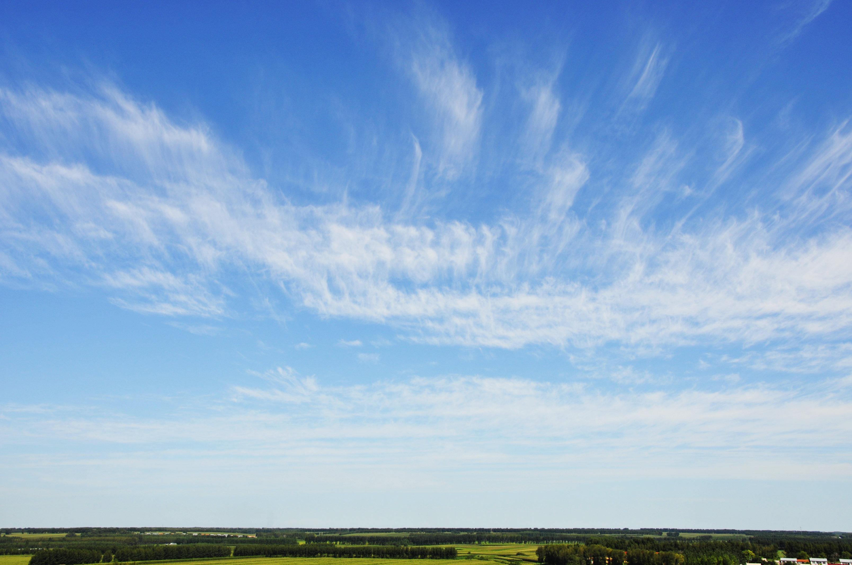 蓝天白云越来越多 空气净化器却还不争气