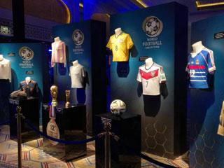 11件世界杯稀世藏品亮相AWE 哪个幸运儿可一睹真容?