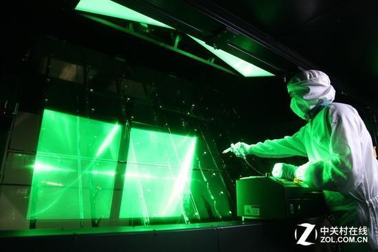 新千年伊始中国液晶面板技术还缺乏根基