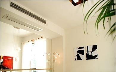 海尔全球首推全效自清洁家用中央空调