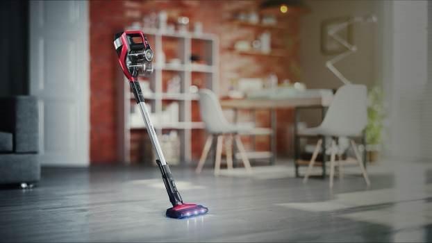 飞利浦万向绝尘科技,开启家居清扫新主义