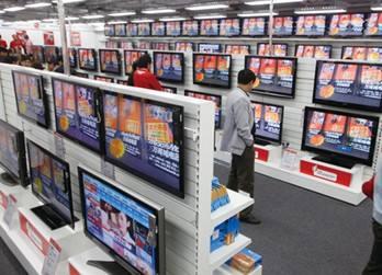 彩电销量遇15年最大降幅 行业重回技术推动轨道