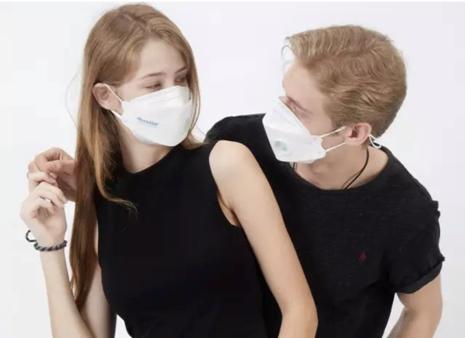 瑞典达氏:习惯出门戴口罩 雾霾污染不畏惧