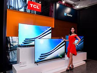 彰显品牌实力 黑科技傍身的TCL电视有看头