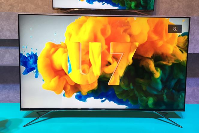 海信电视U7