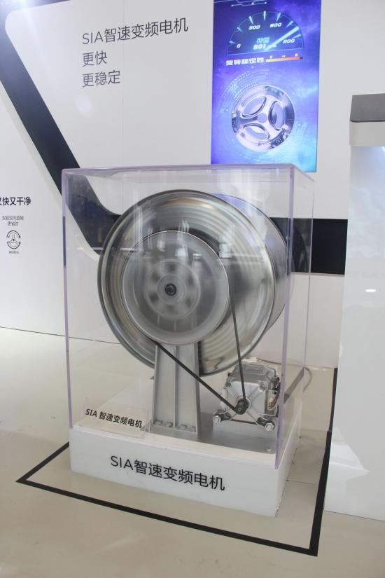 SIA智速变频电机