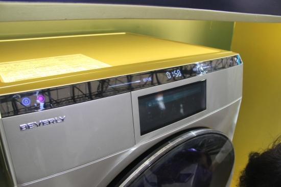 洗衣机控制面板