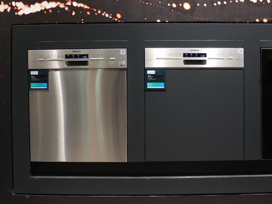 中式超净洗 西门子焕净系列洗碗机首秀