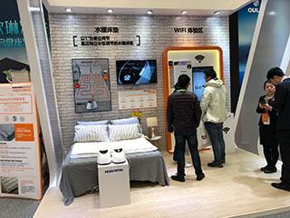 看庆东纳碧安水暖床垫如何实现分区控制
