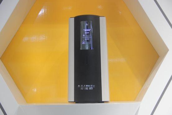 呵护用户需求 A.O.史密斯推直接出热水的净水机