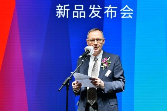 博西家用电器投资(中国)有限公司董事长兼总裁盖尔克先生致辞
