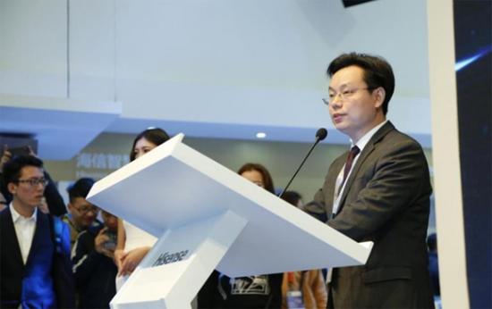 海信冯涛:将冰箱打造成家庭智能营养专家