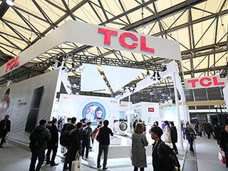 """TCL冰洗新品亮相AWE2018  引领""""健康生活""""风潮"""