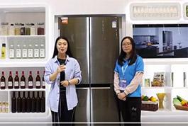 智慧美食管家 美的ALLINSIDE AI智能冰箱
