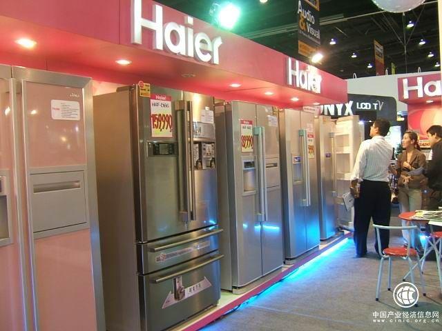 冰箱:多门产品快速增长 大容积消费趋势延续