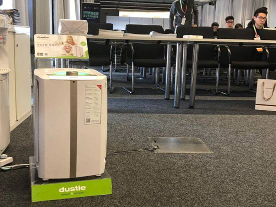 AWE2018:瑞典达氏全方位提供健康呼吸呵护