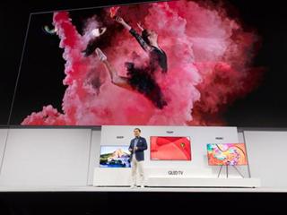 三星宣布146寸MicroLED电视8月对外发售
