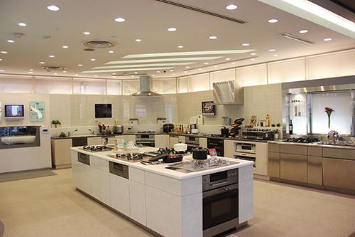 林内总部产品展厅