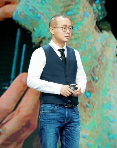 云米科技CEO陈小平