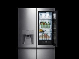 一块屏引发的暗战 智能冰箱是否全面布局?