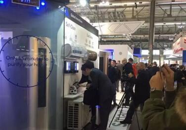 中国空调品牌内强外弱 海尔自主品牌登上世界第一