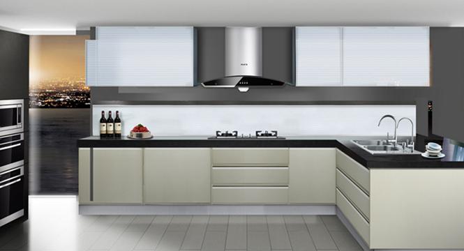 开放式厨房必备神器 高效油烟大吸力推荐