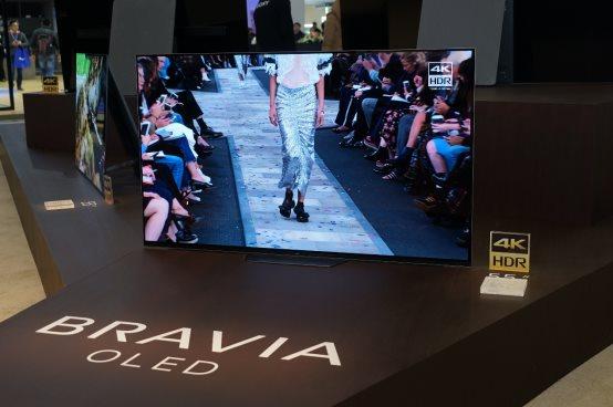 视界觉醒突破新生 自我竞争是索尼OLED发展的源动力