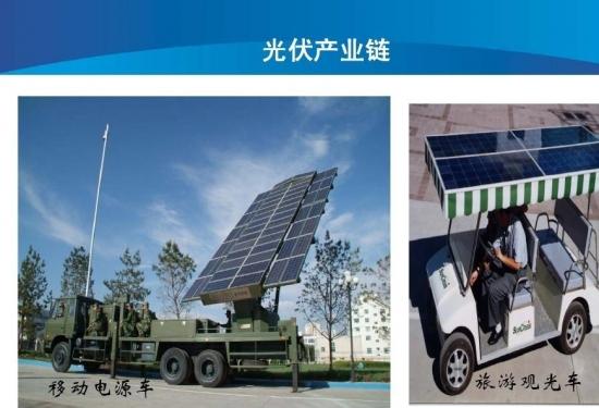 我国太阳能光伏产业链发展现状 太阳能光伏产业链包括什么?