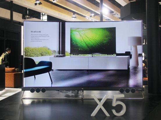 秉承着科技艺术之美 TCL X5只为精英