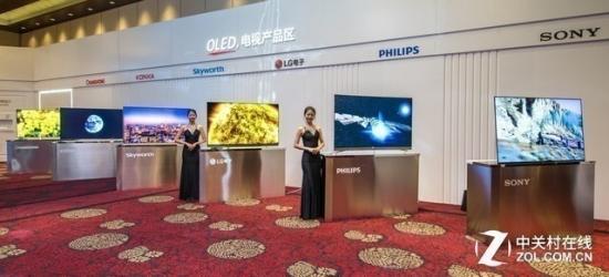 有越来越多的电视厂商加入OLED电视阵营