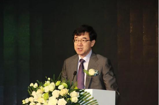 上海林内有限公司营业本部本部长姜颖