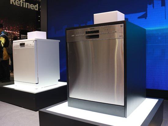 西门子焕净系列洗碗机:为中国家庭而造