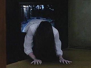 如果有一天贞子从你的电视里钻了出来