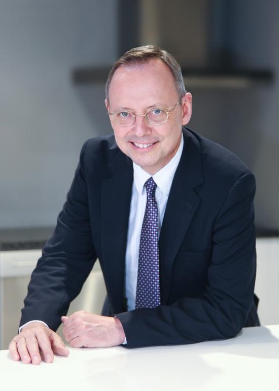 博西家用电器投资(中国)有限公司董事长兼总裁盖尔克
