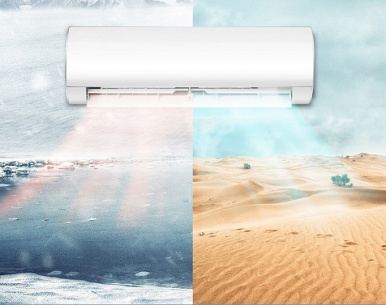 空调夏季制冷、冬季制热 带来舒适享受