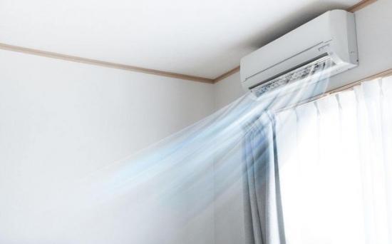 定期清洁空调 制冷效率高 呵护呼吸健康