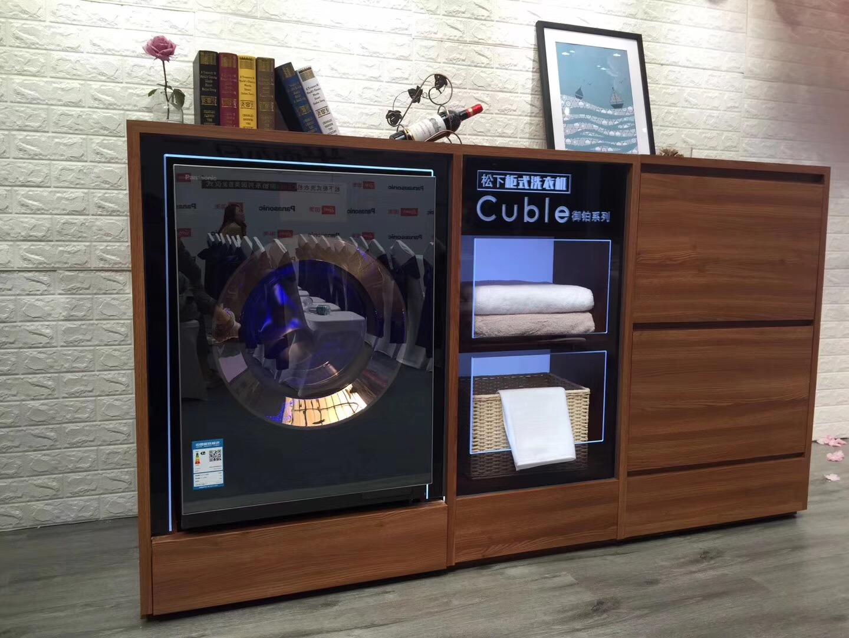行业首创柜式美学设计 松下ca88亚洲城新品国美首发