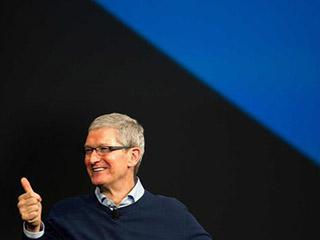 """库克:iPhone很大程度上就是""""美国制造"""""""
