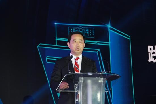 博西家用电器投资(中国)有限公司高级副总裁兼首席运营官周小天博士