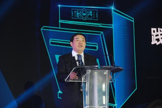 滁州市委副书记、滁州市市长许继伟