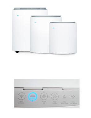 图二:Blueair-New-Classic新经典系列空气净化器让雾霾沙尘无处遁形