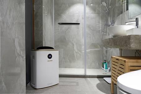 瑞典达氏:湿疹高发 用干衣除湿机为健康助力