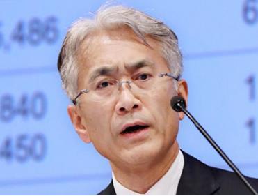 吉田健一郎履新索尼CEO 前路任重道远