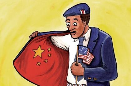"""人民日报:每个美国家庭都离不开""""中国制造"""""""