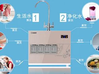 净水器提前为你净化肠胃 净水器哪个牌子好?