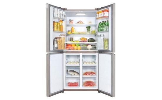 干净、卫生的内部空间才会令食材得以长时间保鲜