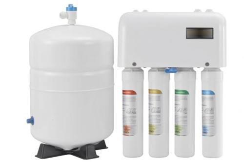 汉尔顿净水器国内首家开创节水省电变频微废水技术