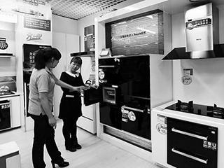厨电市场剑指千亿 品牌高端升级引爆厨房经济