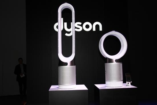 新一代Dyson Pure Cool空气净化风扇